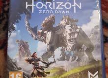 horzon zero dawn عربية انضيفه للبيع أو التبديل