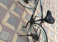 دراجه هوائية استخدام بسيط