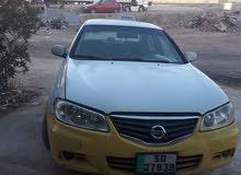 سياره سرفيس على خط مخيم الحسين نيسان صني موديل 2010
