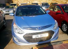 Automatic Blue Hyundai 2012 for sale