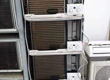 بيع وشراء واستبدال جميع المكيفات والأجهزة الكهربية المستعملة شبه جديد مع التوصيل