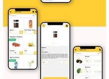 Online Delivery App For Super Market