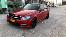 For sale 2008 Red C63 AMG