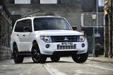 Renting Mitsubishi cars, Pajero 2015 for rent in Amman city
