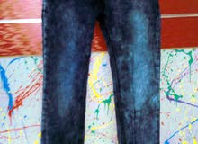 شروال جينز رجالي