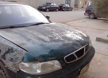 Gasoline Fuel/Power   Daewoo Nubira 1998