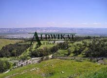ارض للبيع في ابو نصير المساحه 862م