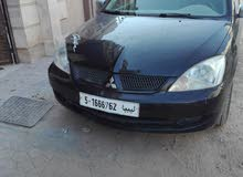 Mitsubishi Lancer 2007 For sale - Black color