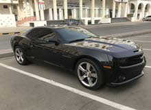 Black Chevrolet Camaro 2012 for sale