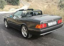 New condition Mercedes Benz SL 1993 with 1 - 9,999 km mileage