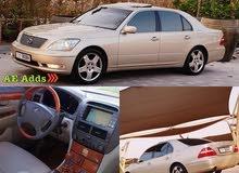 Best price! Lexus LS 2005 for sale