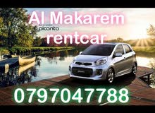 Automatic  Hyundai 2017 for rent