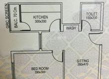 شقة راقية مؤجرة ببوشر 35 للبيع
