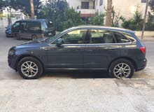 Grey Audi Q5 2010 for sale