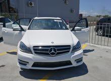 Mercedes C250-model2013-excellent