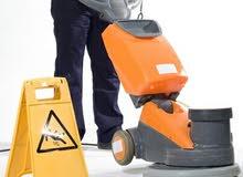 خدمات تنظيف الفلل المجالس تنظيف الكباين والخزانات