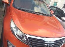 Kia Sportage 2011 For sale - Orange color