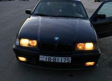 Automatic Blue BMW 1992 for sale