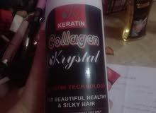 منتج  k كيرايتن .بدون مادة الفورمول )من شركة T&H