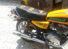 Honda motorbike made in 2014