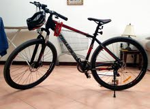 2 Bicycles for BD 140 (Size 26 & 18)