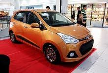 Gasoline Fuel/Power car for rent - Hyundai i10 2016