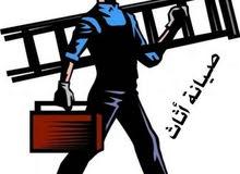 نجار متنقل لصيانة جميع الأثاث التجاري والمستورد في الموقع
