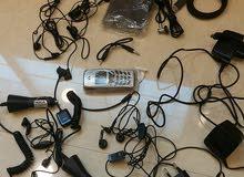 شواحن وسماعات اجهزة قديمة