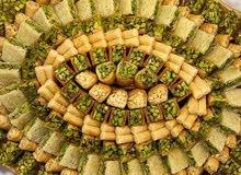 شيف حلويات شرقية سوري يبحث عن عمل