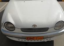 Gasoline Fuel/Power   Toyota Corolla 1999