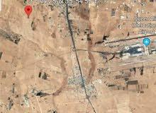 ارض للبيع 4 دونم طريق المطار بسعر 16500 الف للدونم
