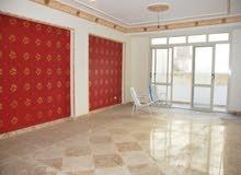 شقة للبيع 125 م سوبر لوكس بمحطة حسن محمد بفيصل