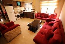 شقة مفروشة للايجار قرب دوار التطبيقية عمان - الاردن