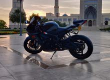 Used Suzuki motorbike up for sale in Sohar