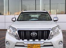 km mileage Toyota Prado for sale