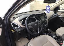 Hyundai Santa Fe 2017 in Basra - Used