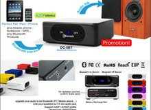 Bluetooth Audio Receiver, Upgrade any speaker or amp to bluetooth NEW
