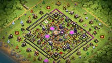 Th11 on main base and TH8 on builder base قريه مستوى 11