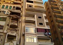 للبيع شقة مميزة بالأديب الرئيسي 150 م مع تسهيلات فى السداد