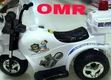 Luxury Kid's Car & Motor Bike