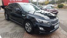 Hybrid Fuel/Power   Kia Optima 2015