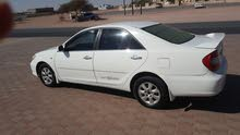 White Toyota Camry 2003 for sale
