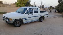 Used condition Toyota Hilux 1990 with 0 km mileage