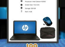Own a New HP Laptop