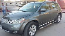 90,000 - 99,999 km Nissan Murano 2007 for sale