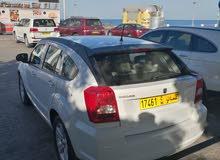 White Dodge Caliber 2011 for sale
