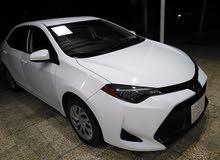 Toyota Corolla 2017 For sale - White color
