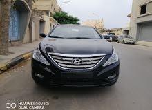 Automatic Black Hyundai 2012 for sale