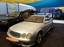 مرسيدس سي ال 500 مديل 2002