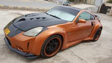 Used condition Nissan 350Z 2005 with 1 - 9,999 km mileage